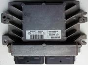 Мозги эбу Renault Рено EMS 3132 S110140051A